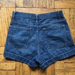 GAP Shorts - Gap Original High-Rise Shorts